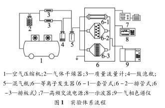 实验体系流程
