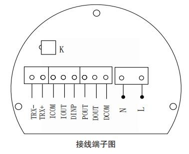 接线端子图
